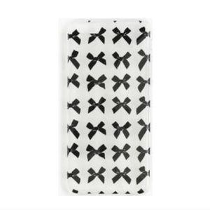 j crew bow pattern iphone 6/6s case